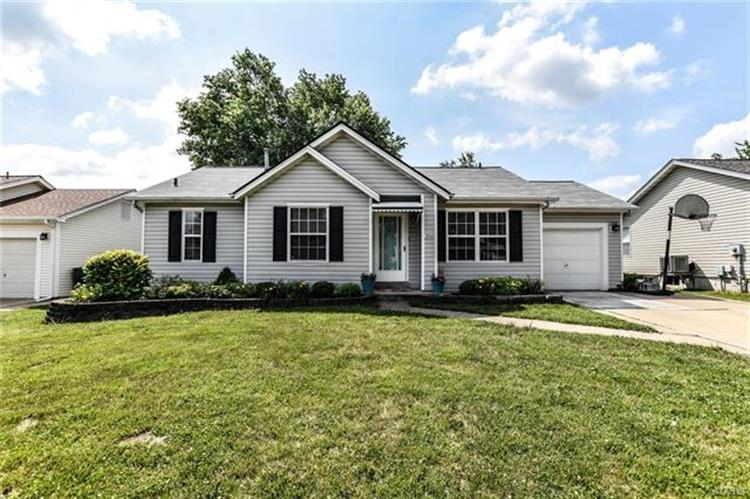 2930 Plum Leaf Circle, Saint Peters, MO 63303