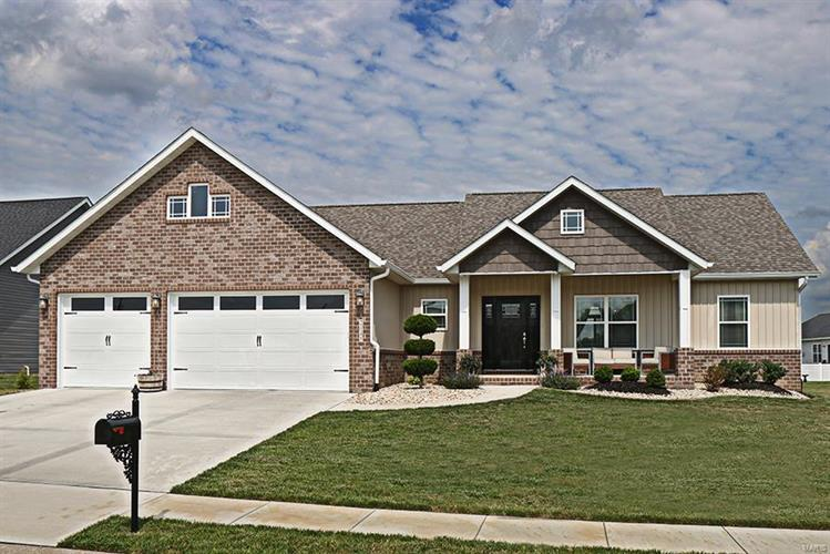 2145 Tuscany Ridge Court, Maryville, IL 62062