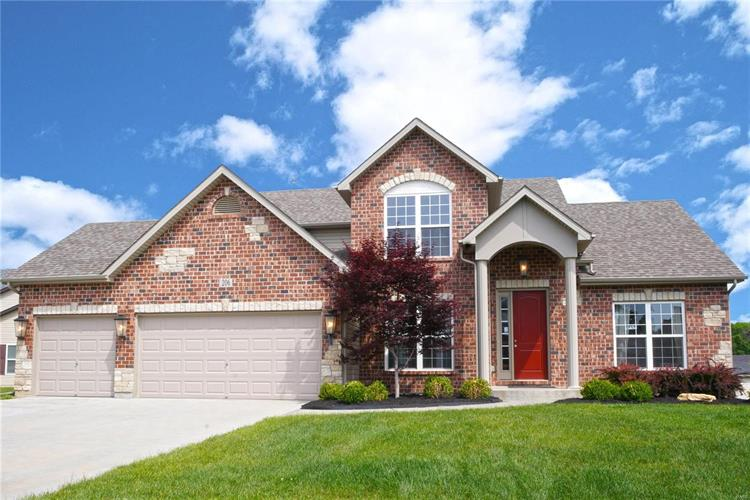 1030 Timber Bluff Drive, Wentzville, MO 63385
