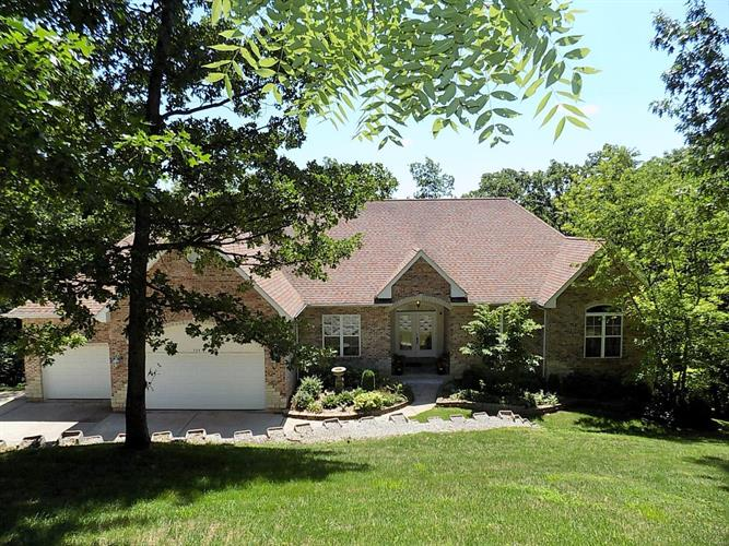 724 Timber Ridge Acre Drive, High Ridge, MO 63049