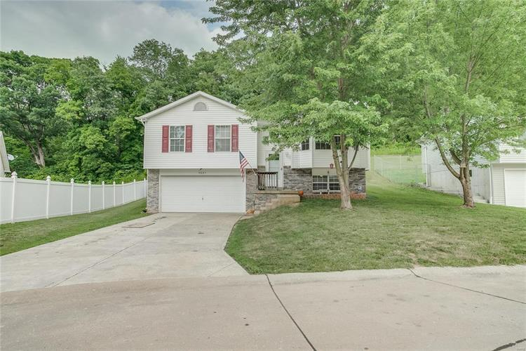 4684 Land Rush Drive, House Springs, MO 63051