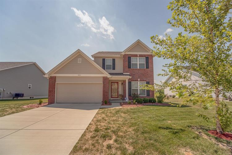 3933 Beechmont Circle, Swansea, IL 62226