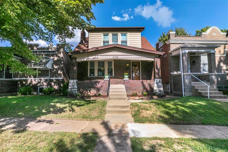 4759 Rosa Avenue, Saint Louis, MO 63116