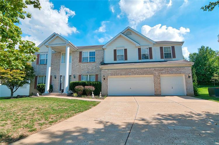 1165 Nooning Tree Drive, Chesterfield, MO 63017 - Image 1
