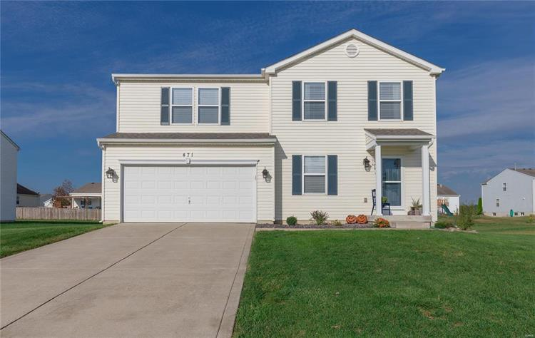 471 Creek Bend, Moscow Mills, MO 63362 - Image 1