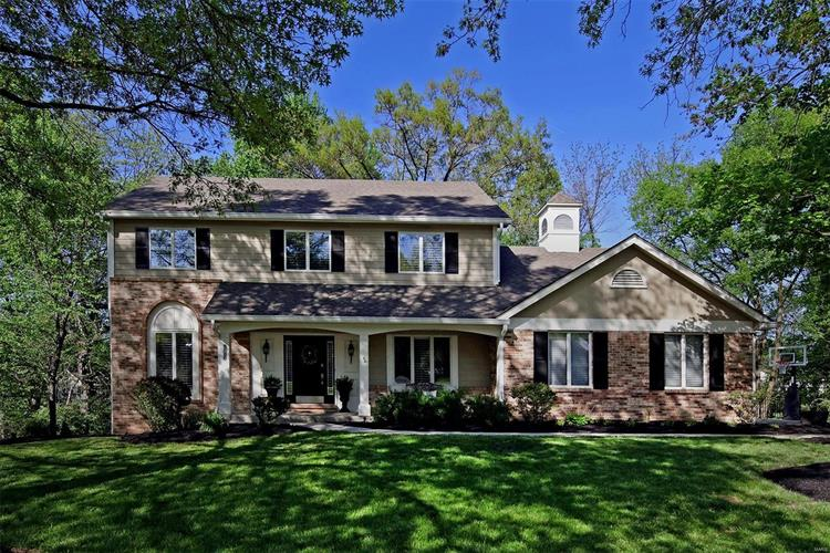 15975 Downall Green Drive, Chesterfield, MO 63017 - Image 1