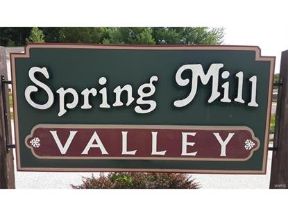 0 Spring Mill Valley Phase 2  House Springs, MO MLS# 16069206