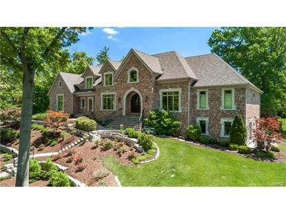 24 Overbrook Drive Ladue, MO MLS# 17007091