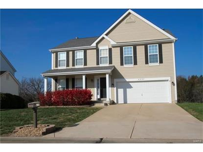 6257 Vista View  House Springs, MO MLS# 17009208