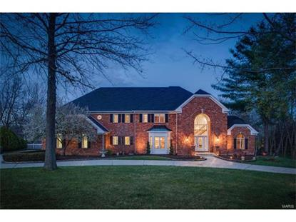 2234 Whitney Pointe , Chesterfield, MO