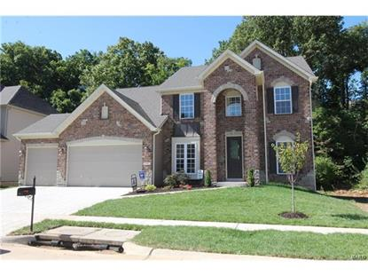 0 Oak Ridge Place - Liberty  Fenton, MO MLS# 17050014