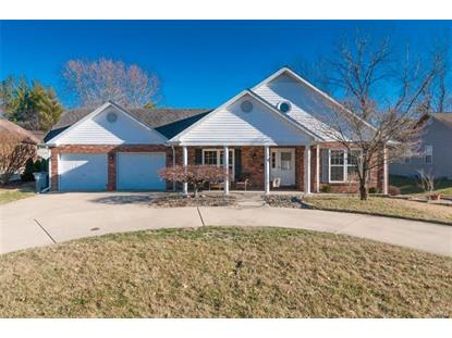 40 Pebble Hill Drive Belleville, IL MLS# 18016777