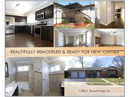 12861 BROADRIDGE Lane, Black Jack, MO