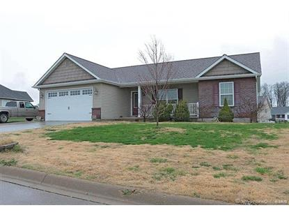 1536 Cripple Creek , Farmington, MO