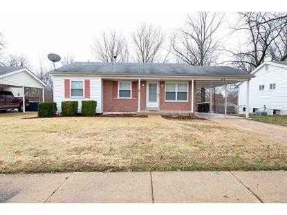 132 Foxtree Drive Hazelwood, MO MLS# 20000258