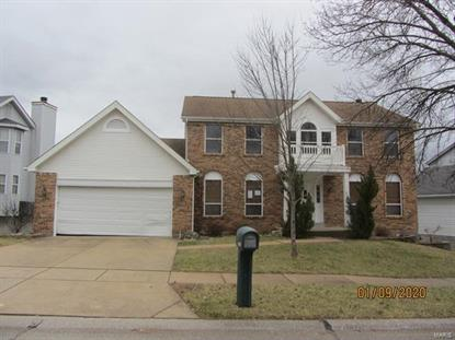 3534 Brookstone South Drive Saint Louis, MO MLS# 20004790