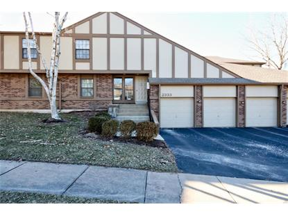 2333 Seven Pines Drive Saint Louis, MO MLS# 20009644