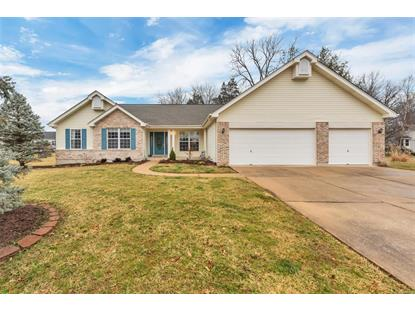 1558 Prospect Lakes Drive Wentzville, MO MLS# 20009718