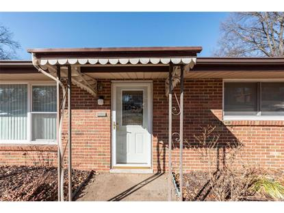 2031 Goodale Avenue Saint Louis, MO MLS# 20009797