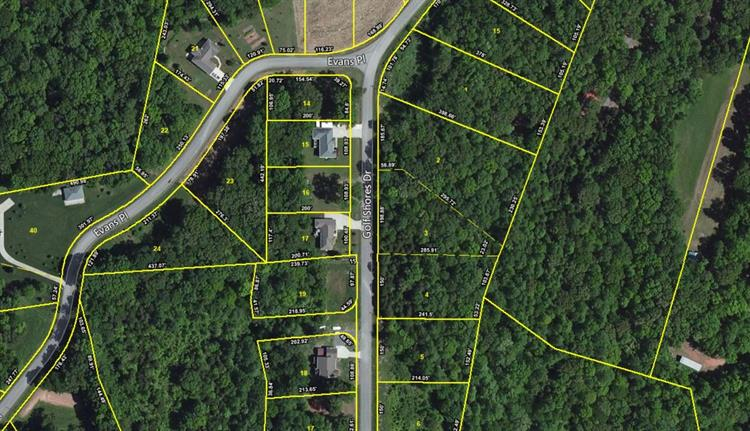 0 GOLF SHORES DR - Lot 2 & 3, Winchester, TN 37398