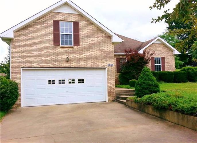 1899 ROSCOE DRIVE SOUTH, Clarksville, TN 37042