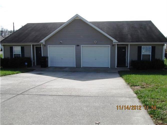 281A Executive Ave, Clarksville, TN 37042