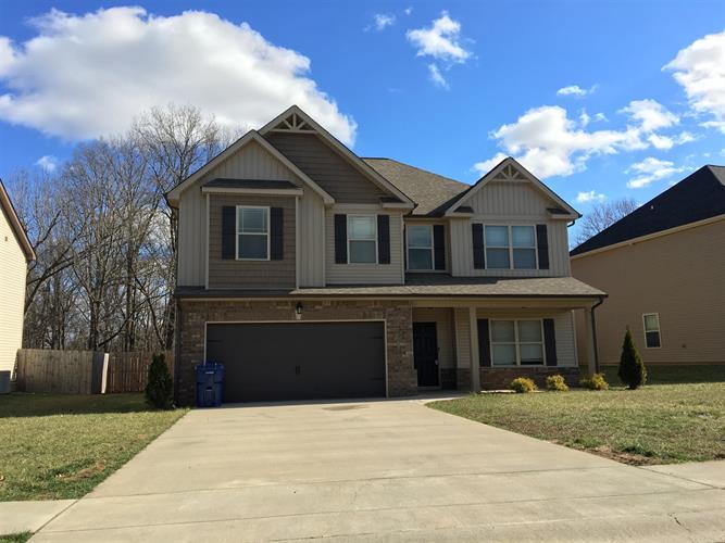 2953 mcmanus cr clarksville tn 37042 mls 1794239 - 3 bedroom homes for rent in clarksville tn ...