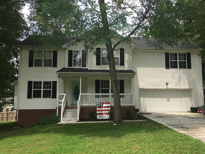 1604 Tree Trunk Ln, Chapel Hill, TN 37034