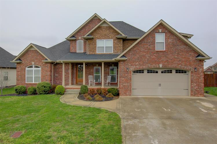 1537 Green Grove Way, Clarksville, TN 37043