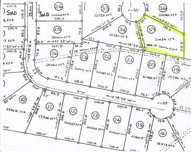 0 Larkspur Ct. Lot 35, Tullahoma, TN 37388 - Image 1