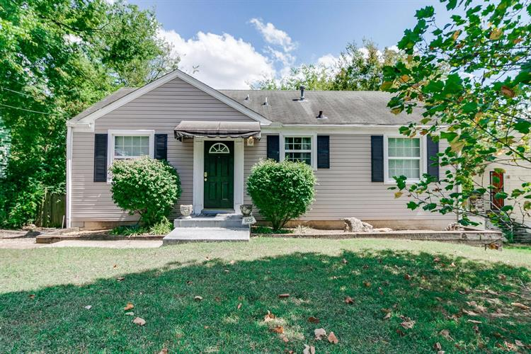 268 38Th Ave N, Nashville, TN 37209