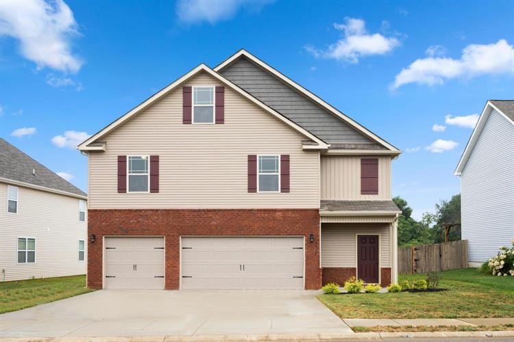 3512 Spring House Trail, Clarksville, TN 37040
