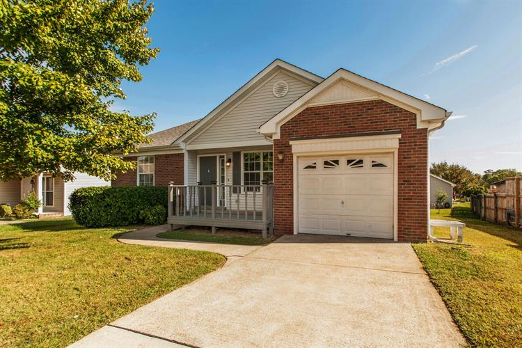 1845 Timberline Pl, Clarksville, TN 37042 - Image 1