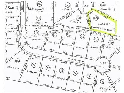 0 Hunters Creek Lot # 35, Tullahoma, TN
