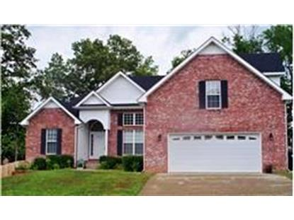 3131 Holly Point Clarksville, TN MLS# 1752697