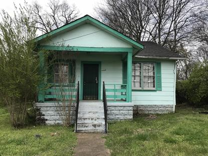 1002 N 7Th St Nashville, TN MLS# 1913929