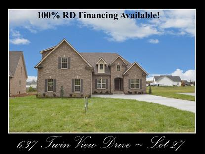 637 Twin View Drive - Lot 27, Murfreesboro, TN