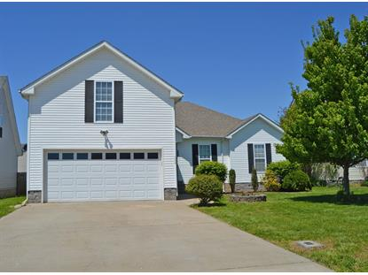 3724 CINDY JO DRIVE NORTH Clarksville, TN MLS# 1925484