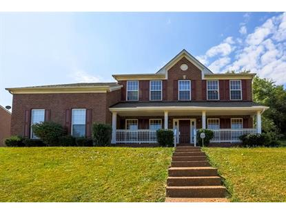 4724 Indian Summer Dr Nashville, TN MLS# 1948184