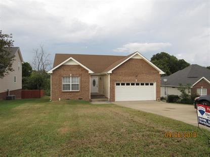 1513 Tylertown Rd Clarksville, TN MLS# 1970074