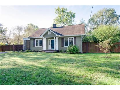 1222 GREENLAND AVENUE Nashville, TN MLS# 1982111