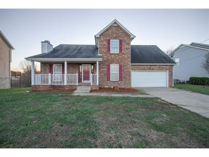 1306 Sunfield Dr Clarksville, TN MLS# 1995892