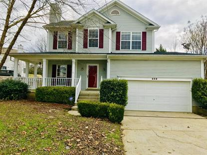 209 Crosshaven Ct Antioch, TN MLS# 1996160