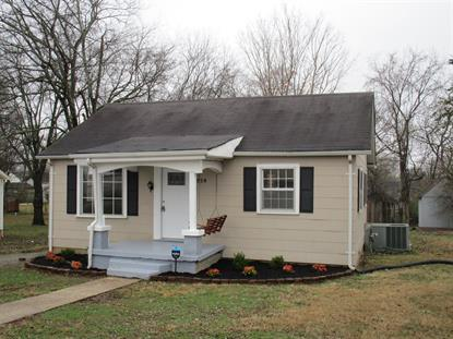 538 Spencer Ave Gallatin, TN MLS# 1999784