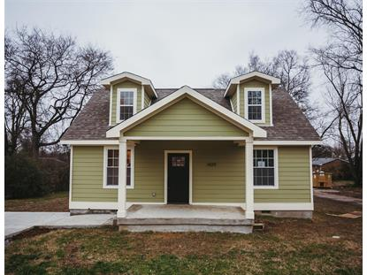 1429 Litton Ave Nashville, TN MLS# 2003049