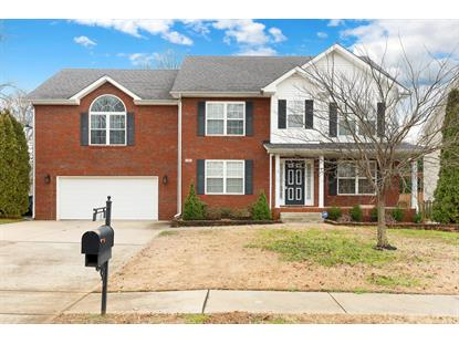2486 Hattington Dr Clarksville, TN MLS# 2003244