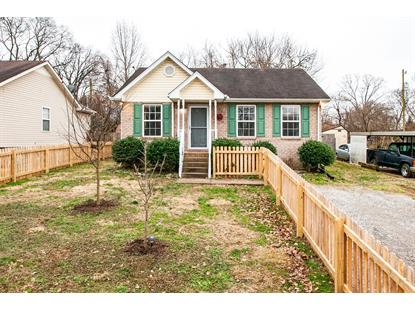 1522 McKennie Ave Nashville, TN MLS# 2003605