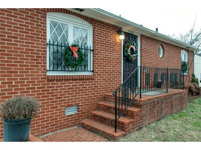 1505 23rd Ave. North Nashville, TN MLS# 2003933