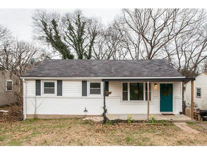 2814 Jones Ave Nashville, TN MLS# 2003971