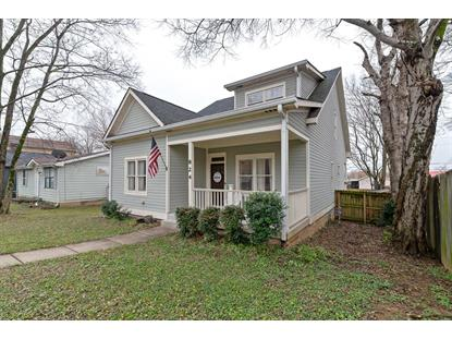 824 N 2Nd St Nashville, TN MLS# 2004011